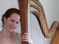 Cincinnati Harpist (Kathryn Mawer) - Bagpiper in Mason, Ohio
