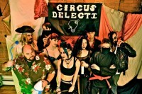 Circus Delecti - Contortionist in New London, Connecticut