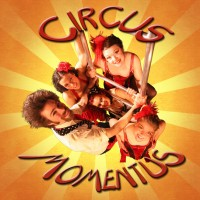 Circus Momentus - Fire Eater in Oakland, California