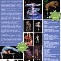 Circus R Us - Aerialist in Bay City, Texas