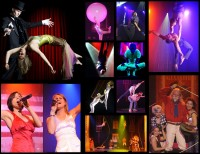 Cirque-tacular Entertainment - Aerialist in Fairmont, West Virginia