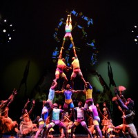 Cirque Zuma Zuma - Balancing Act in New Orleans, Louisiana