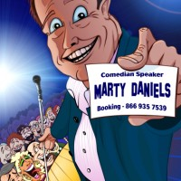 Clean Comedian Marty Daniels - Corporate Comedian in Dayton, Ohio