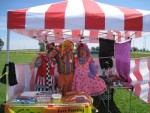 Circus Festival Tent Add Colour to Your Event