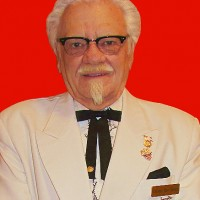 Colonel Don Decker - Impersonators in Vincennes, Indiana