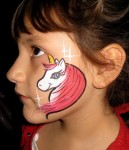 unicorn cheek