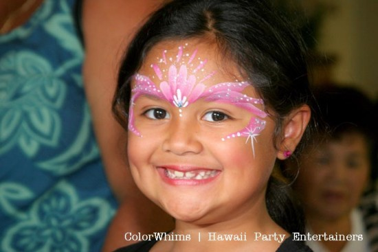 Hawaii Princess Party