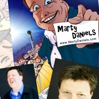 Marty Daniels - Comedian in Columbus, Ohio