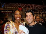 TENNIS GREAT VENUS WILLIAMS