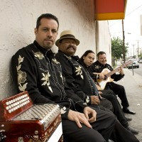 Conjunto Los Pochos - Latin Band in Los Angeles, California