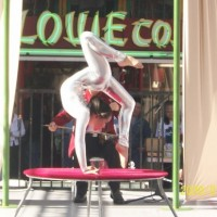 Contortion Emily - Contortionist in San Bernardino, California
