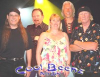 Cool Beenz - Blues Band in Branson, Missouri