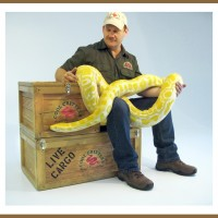 Cool Critters Animal Presentations - Reptile Show in Long Beach, California