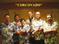 Corcovado - Merengue Band in Waterville, Maine