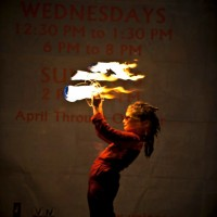 Corey WhiteLight Fire - Fire Performer in Albany, New York