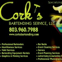 Corks Bartending Service - Bartender / Event Planner in Columbia, South Carolina