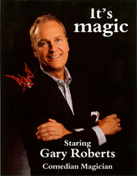 Corporate Entertainer Gary Roberts