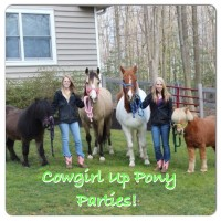 Cowgirl Up Pony Parties LLC - Pony Party in Silver Spring, Maryland