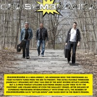 Crashm3randa - Blues Band in Brossard, Quebec