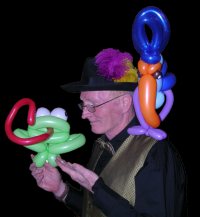 Crazy Chris - Balloon Artist Extraordinaire!