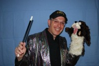 Crazy Davy, Children's Magician - Magic in Dedham, Massachusetts