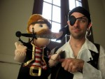 Pirate muppet show