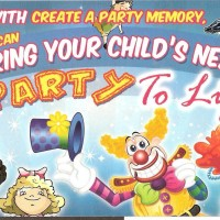 Create A Party Memory - Costumed Character in Peoria, Arizona