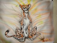Creations By Imaginations - Airbrush Artist in Shreveport, Louisiana