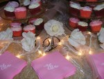 Cupcake Table