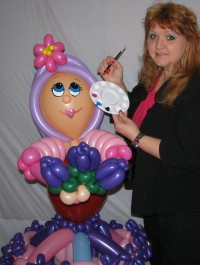 Creative Balloon Art &  Face Painting by Mirae