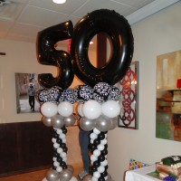 Creative Balloons by Brenda - Tent Rental Company in Brunswick, Georgia