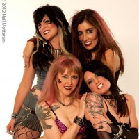 Crüella - Tribute Bands in Vacaville, California