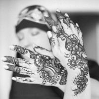 Crescent Moon Henna - Henna Tattoo Artist in Milwaukee, Wisconsin