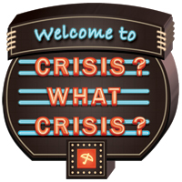 Crisis? What Crisis? - Rock Band in Rochester, New York