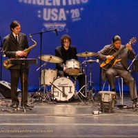 Cristian Perez Group - Latin Jazz Band in Jacksonville, Arkansas