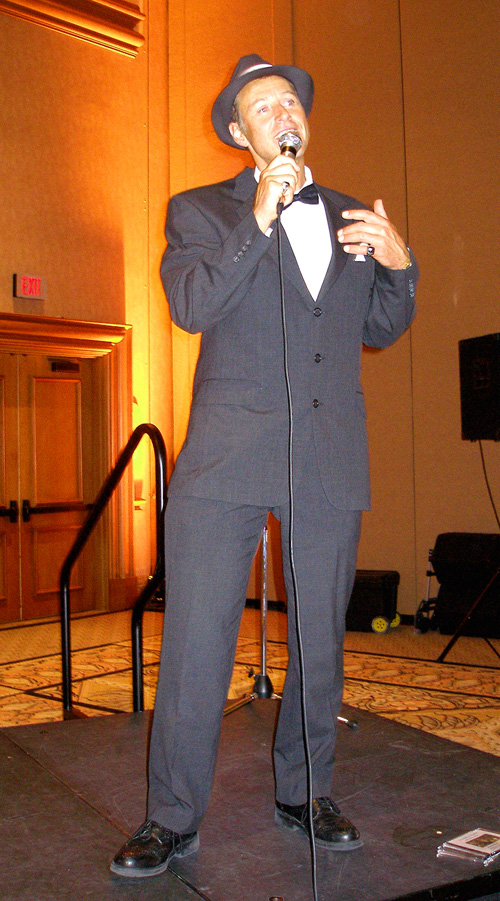 Arthur Alder at The Mandalay Bay, Las Vegas