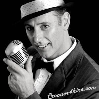 Crooner4Hire - 1950s Era Entertainment in Anchorage, Alaska