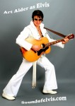 Arthur Alder as Elvis