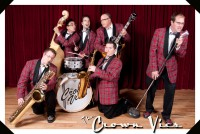 Crown Vics - Rockabilly Band in Racine, Wisconsin