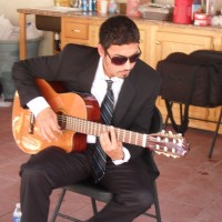 Cruz Rodriguez- Classical/Spanish Guitarist - Flamenco Group in Chula Vista, California