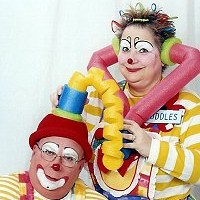 Cuddles and Billy the Clowns - Face Painter / Comedy Magician in Racine, Wisconsin