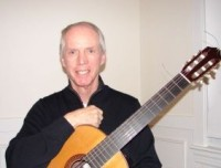 Brian Cullen Classical/Contemporary guitarist - Wedding Band in Portland, Maine