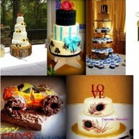 Cupcake Novelties - Wedding Cake Designer / Cake Decorator in Winchester, Virginia