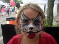 Curlie's Face Art | Michigan Face Painters - Face Painter in Oregon, Ohio