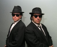 Hats and Shades Blues Brothers Tribute - 1960s Era Entertainment in Gloversville, New York