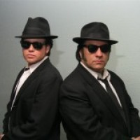 Hats and Shades Blues Brothers Tribute, Impersonators on Gig Salad