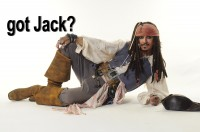 Jack Sparrow Impersonator - Johnny Depp Impersonator in Lake Forest, California