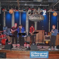 D-SQUARED Blues Band - Bands & Groups in Kingston, New York