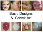 Basic designs and Cheek art