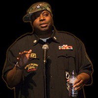 "Dalis ""The Hottest Comic Alive."" - Emcee in Racine, Wisconsin"
